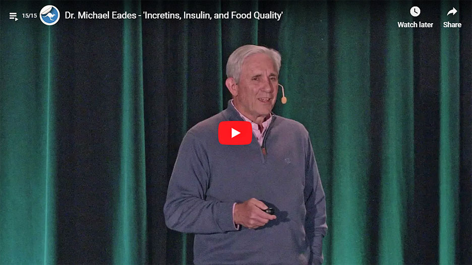 Mikes Eades Low Carb Denver 2019