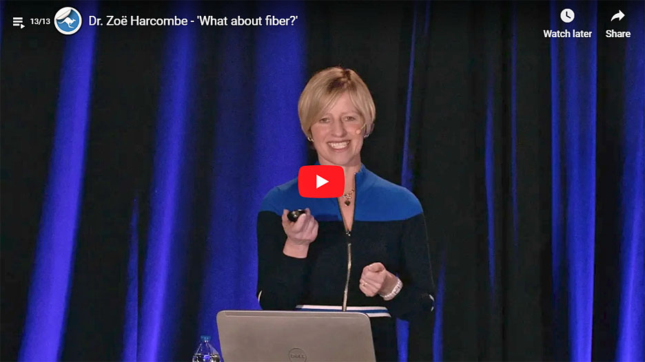 zoe harcombe low carb denver 2019