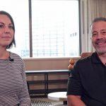 Dr. Brian Lenzkes and Dr. Evelyne Bourdua-Roy