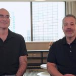 Dr. Brian Lenzkes and Dr. Ramon Issa