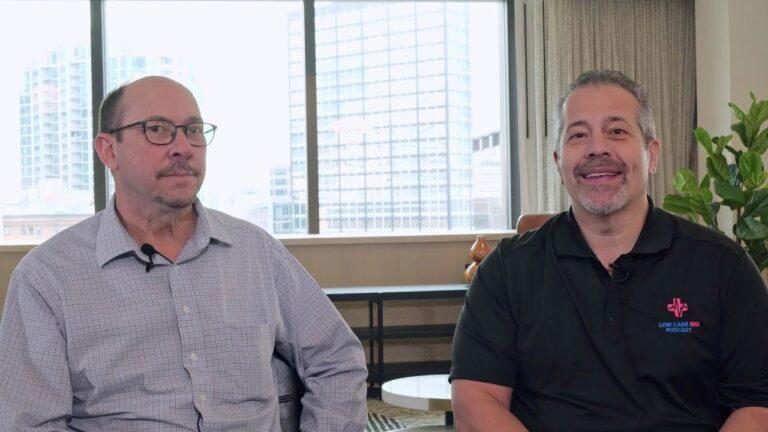 Dr. Brian Lenzkes and Dr. Brian Anseeuw